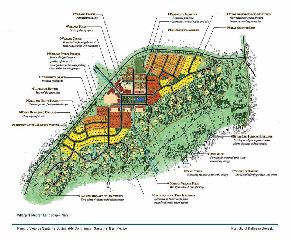 kathleen bogaski portfolio GIS map