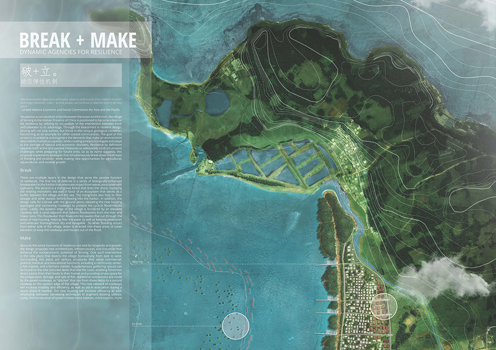break + make, designing resilience in asia international design competition