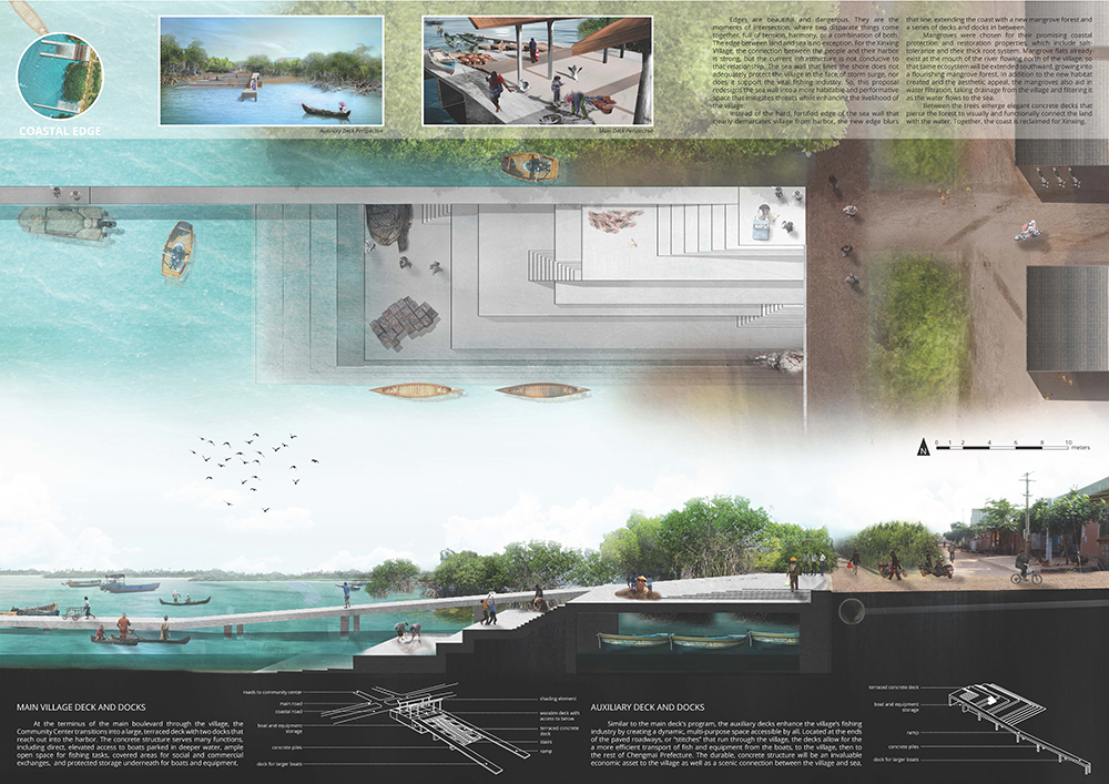 dock poster project, designing resilience in asia international design competition
