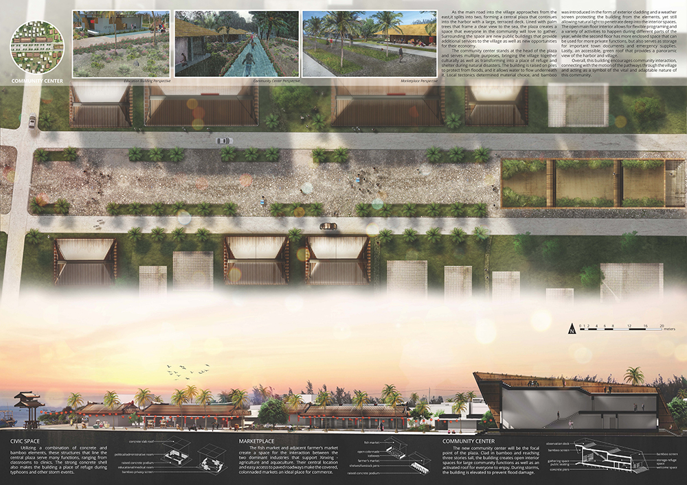 design plan poster, designing resilience in asia international design competition