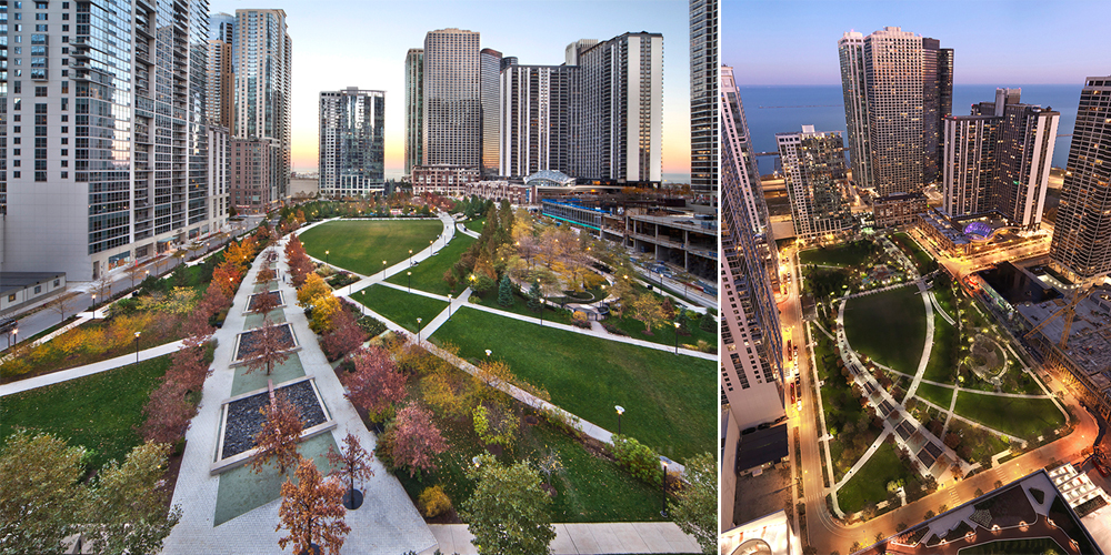 landscape architecture jobs chicago