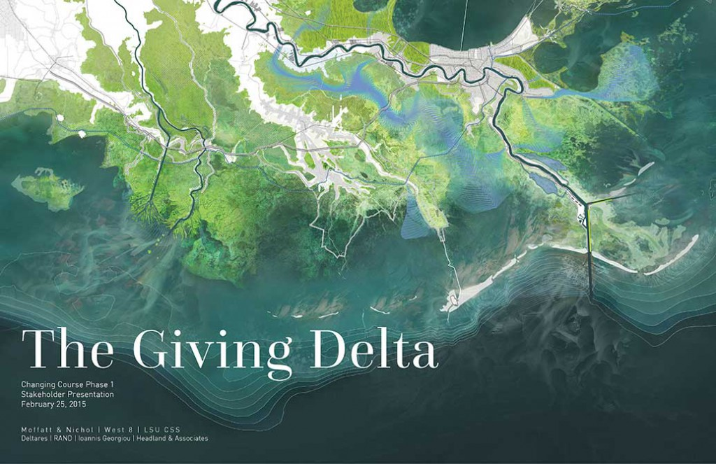 the giving delta, changing course design competition