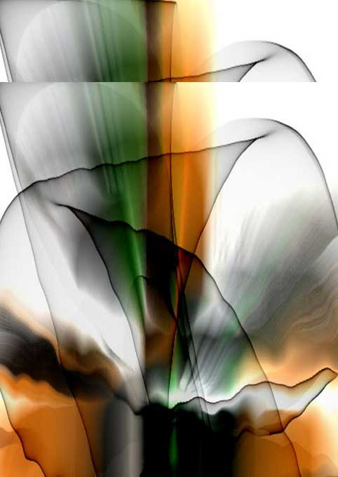 abstract art by richard doubleday