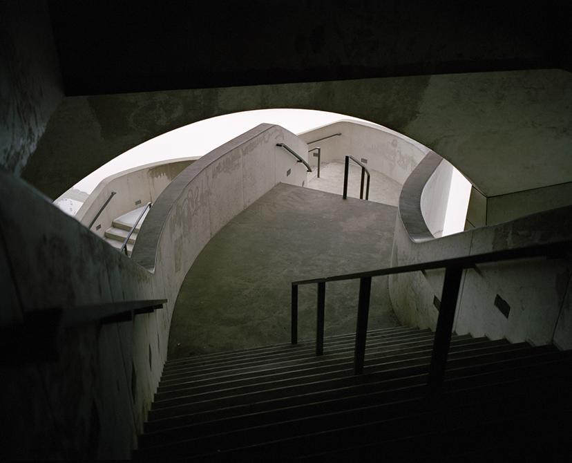 joey tipton light study staircase