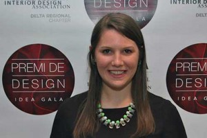 lsu interior design alumni, Ashley Libys
