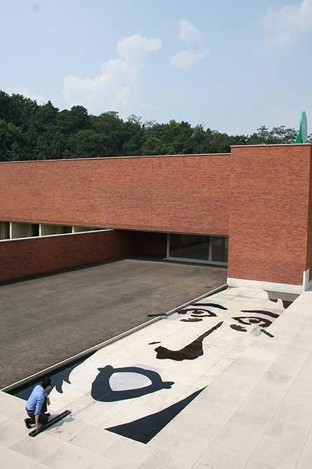 lsu art faculty public art