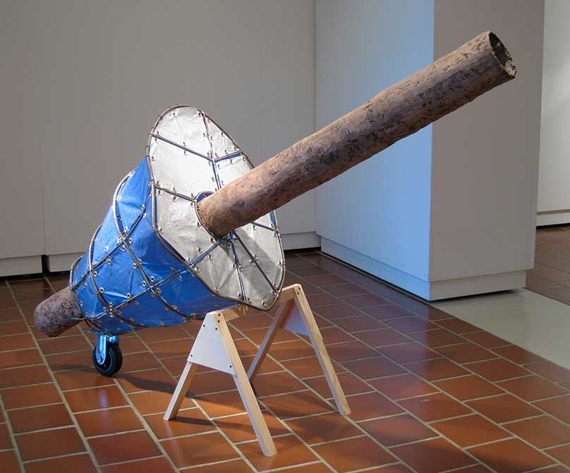 Laid to Rest, 2012, lsu sculpture alumni