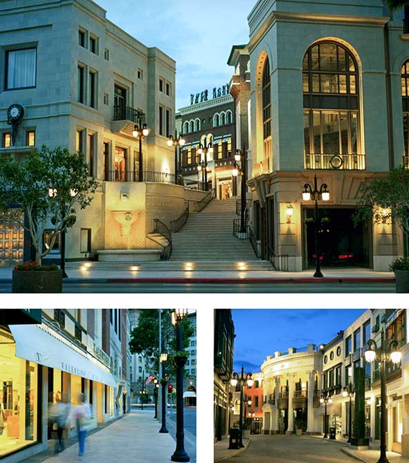 nadine carter russell chair: Two Rodeo Drive, Beverly Hills