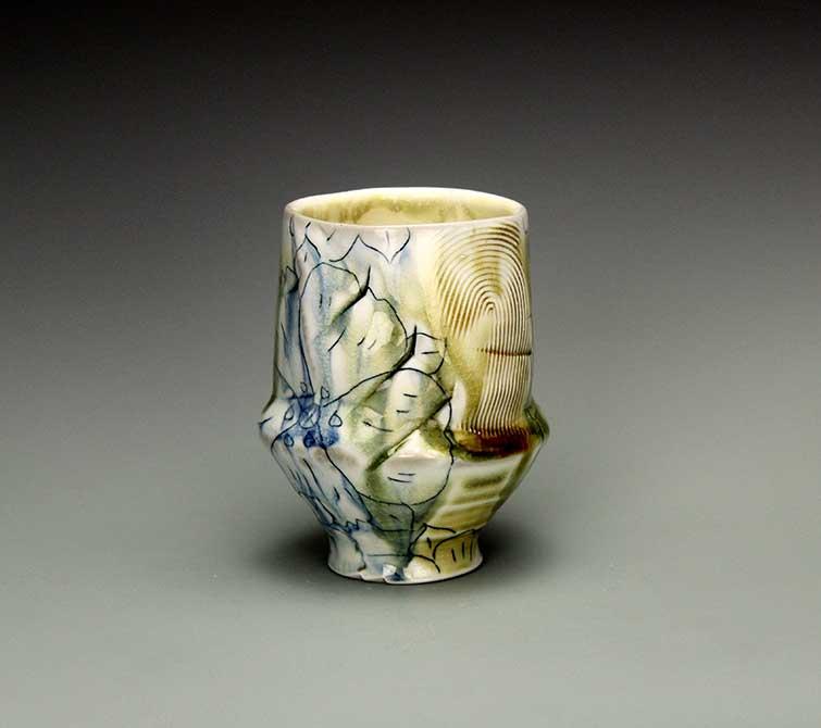 mike stumbras ceramic cup