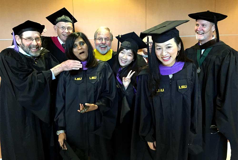 2015 fall commencement MLA graduates