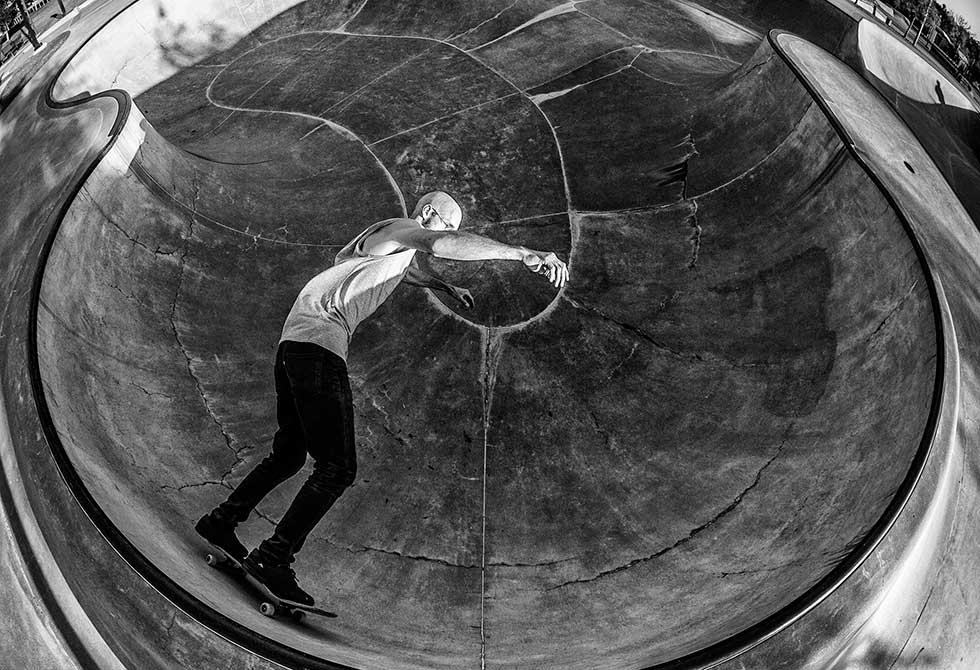 kyle zedaker skateboard photo