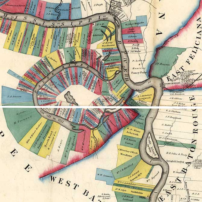 parish map, catherine seavitt nordenson