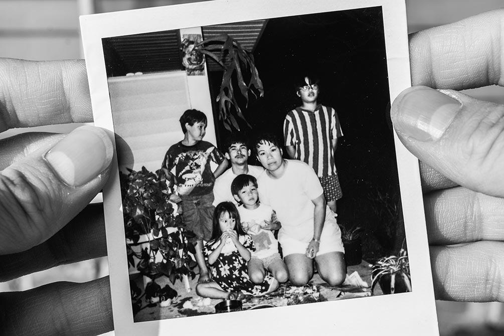 dang jordan photography of a family