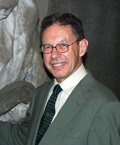 henri zerner portrait