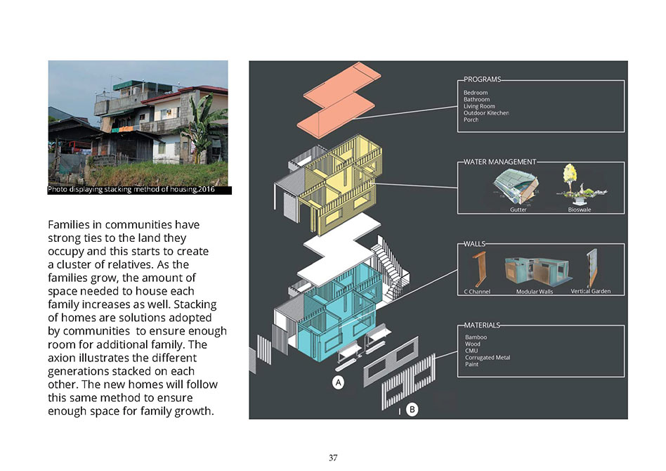 designing resilience in asia housing program axon
