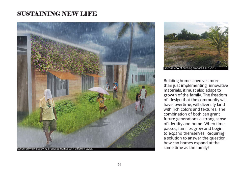 designing resilience in asia rendering