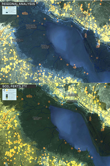 2016 asla awards soil fertility map