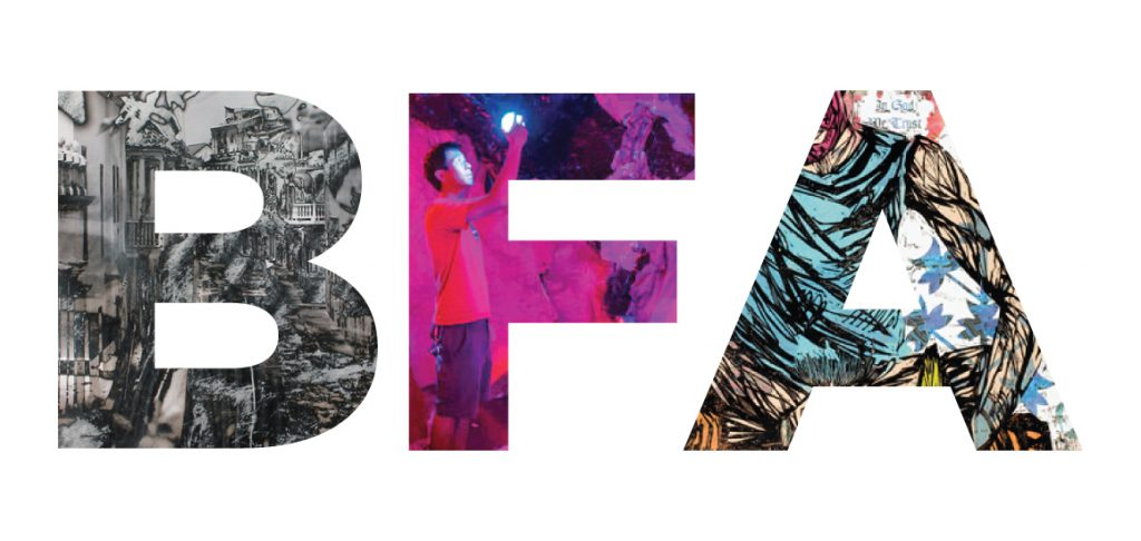 Graphic for Bachelor of Fine Arts