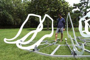 hye yeon nam outdoor sculpture