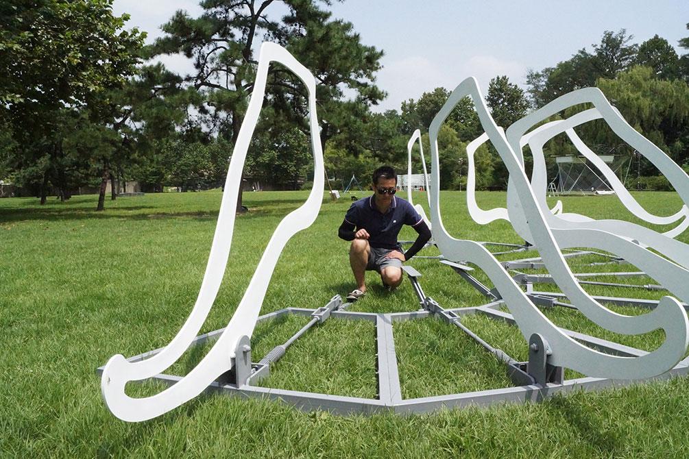 hye yeon nam sculpture