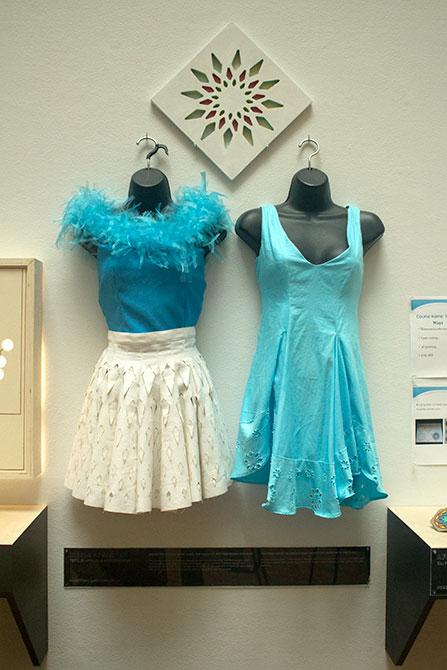 paul callahan dress display