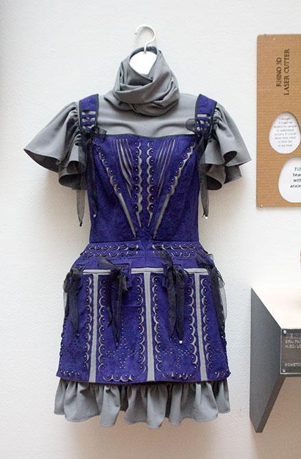 paul callahan dress design