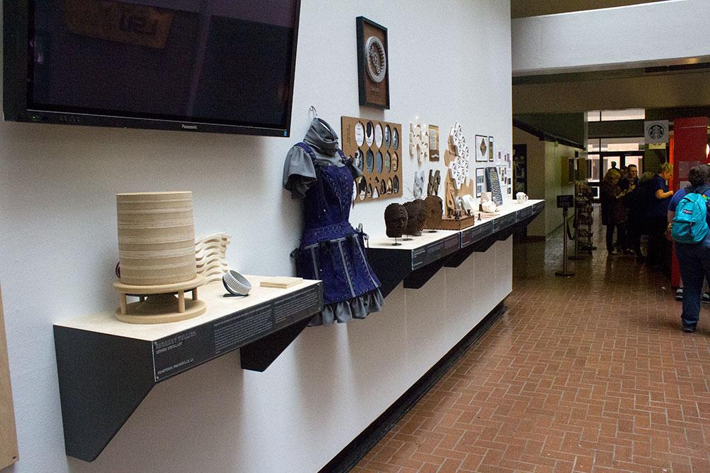 paul callahan atrium display