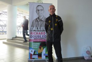 richard doubleday by poster