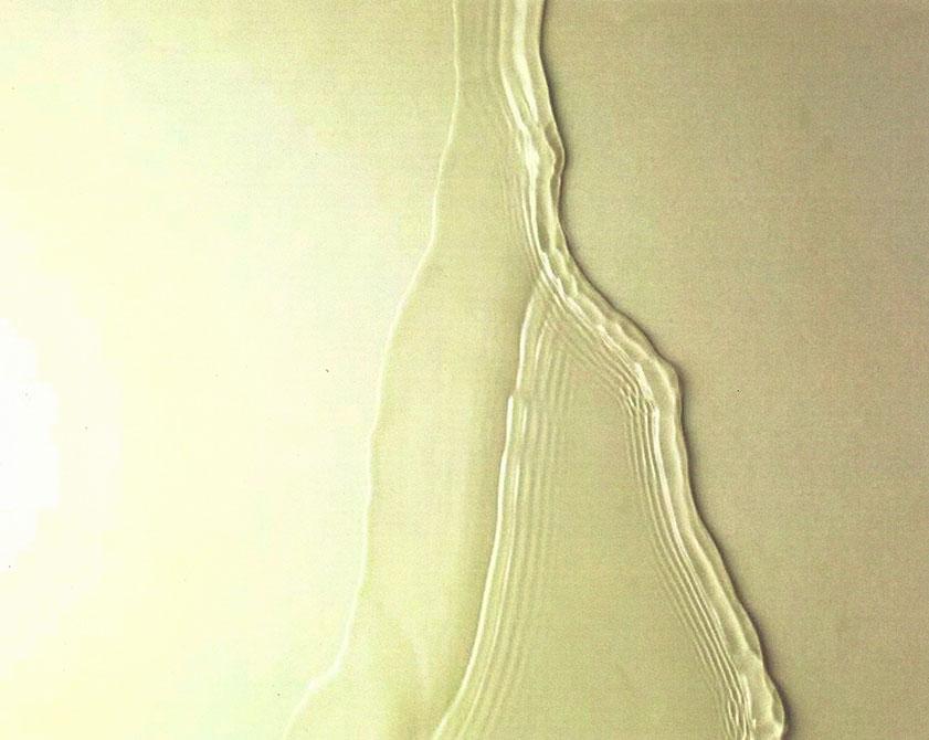 water ripple, rising water installation