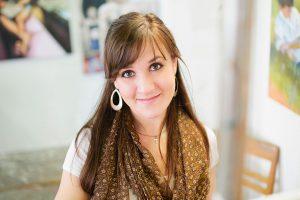 Portrait of bristie joelle smith