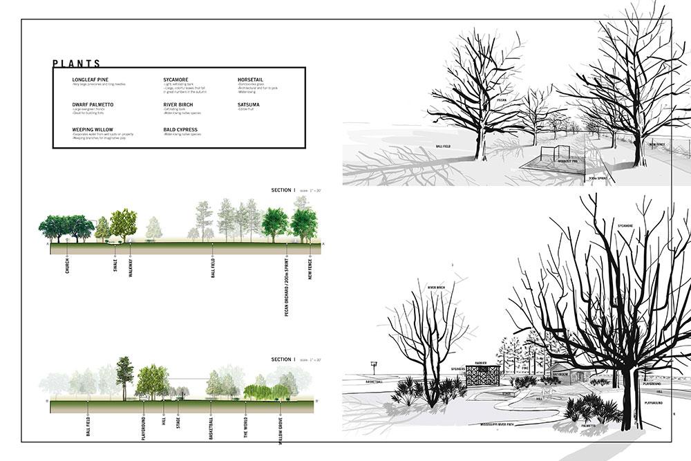 lsu landscape design iv