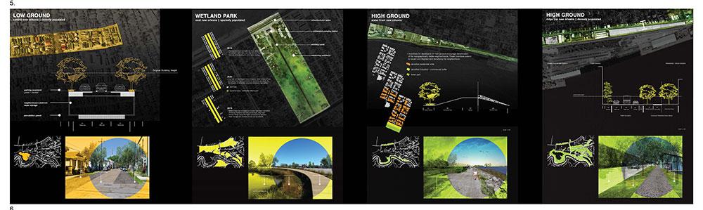 lsu landscape architecture graduate student work