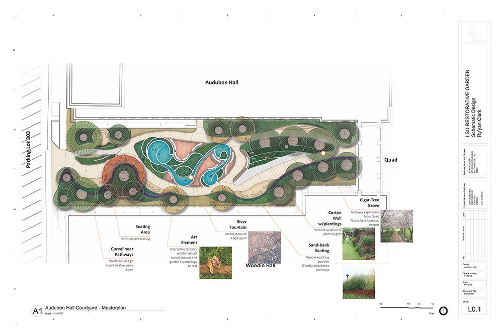 lsu landscape design v