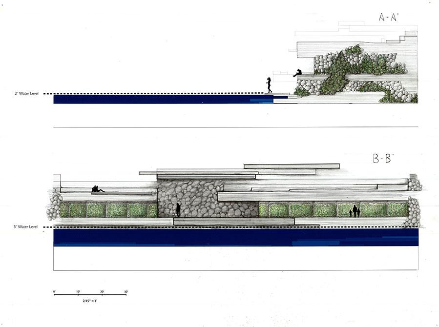 lsu graduate landscape design i