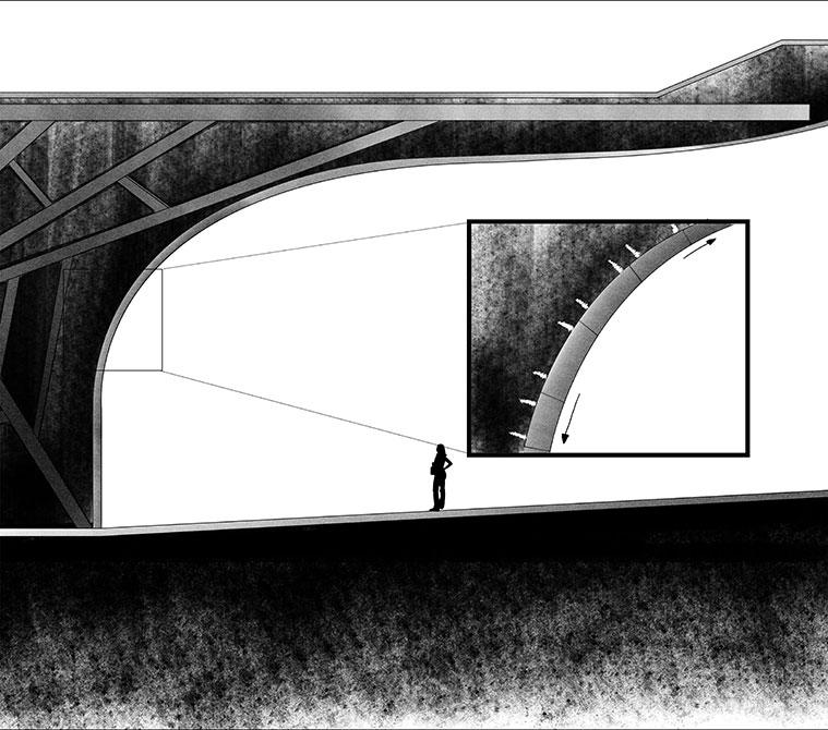 LSU landscape architecture detail perspective