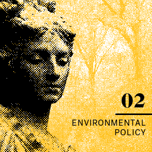02: Environmental Policy graphic