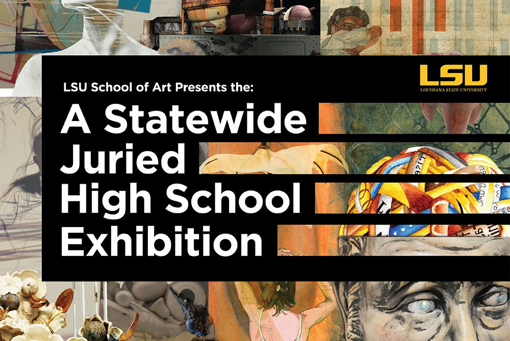 4th Annual Statewide Juried High School Exhibition