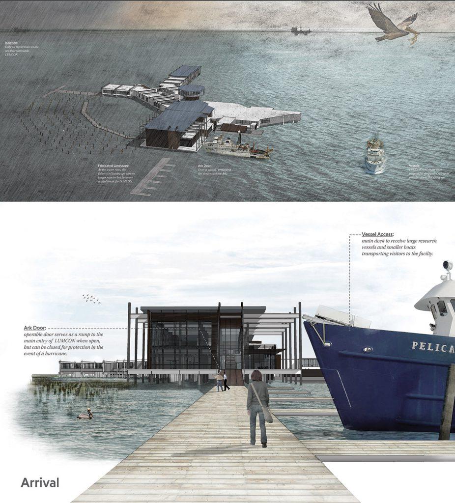 LSU Architecture design proposal