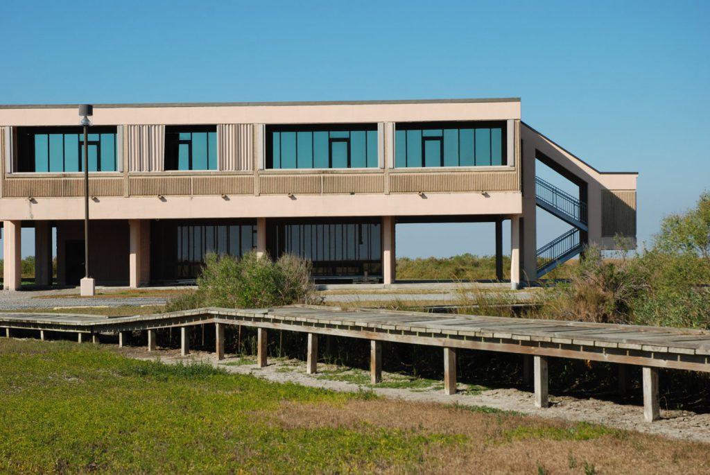 Louisiana Universities Marine Consortium (LUMCON) Research Facility.