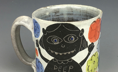 Cup by Joanna Powell