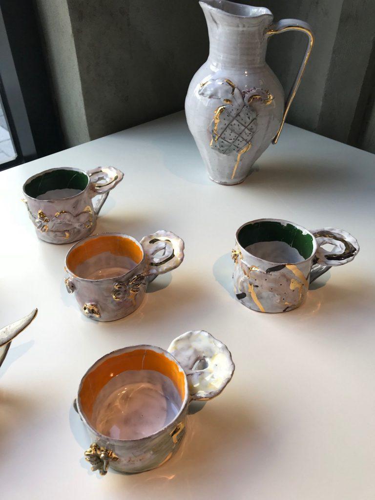 Ceramic Cup Show