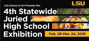 High School Exhibition poster