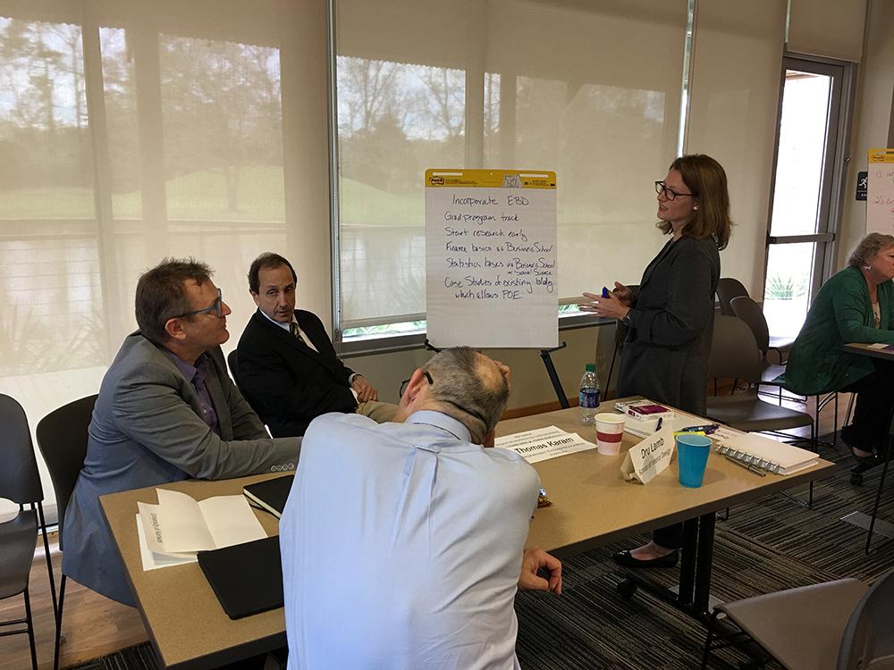 Evidence-Based Design Faculty Workshop.