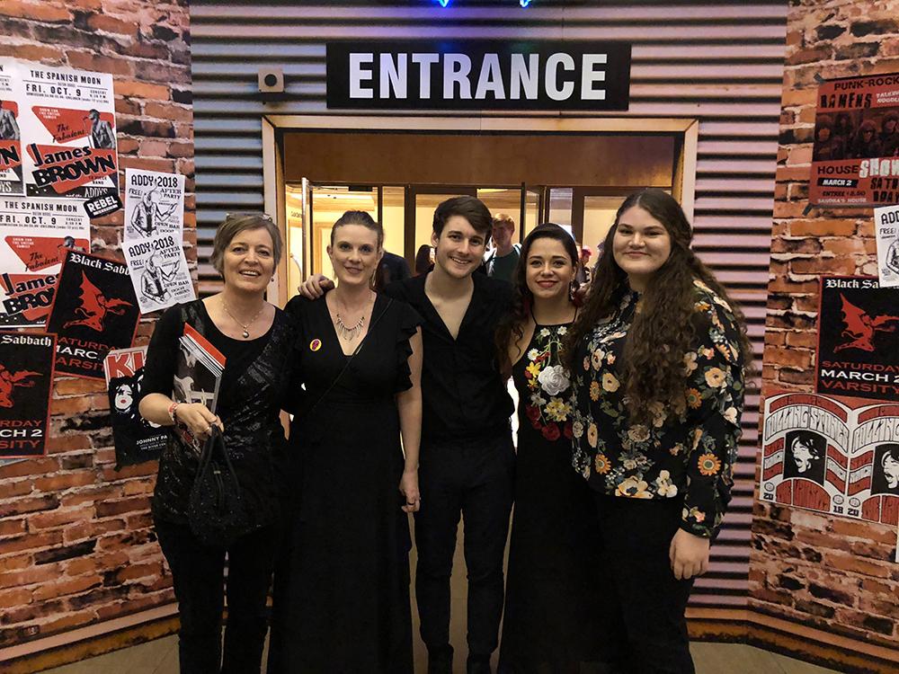 LSU at 2018 ADDY Awards Gala