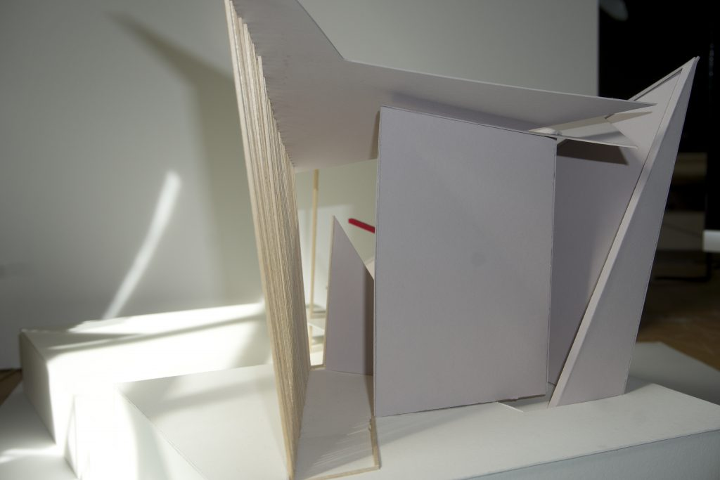 Architecture Model by Steinkamp