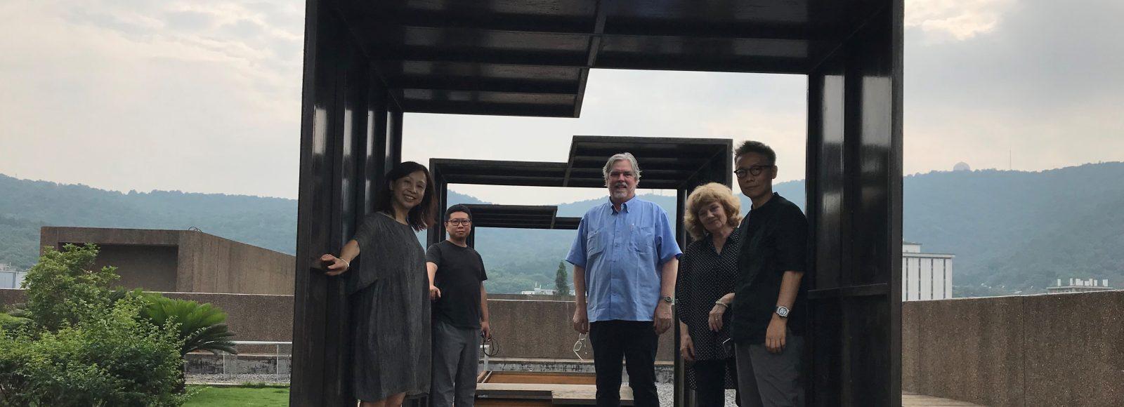 Art & Design professors in China