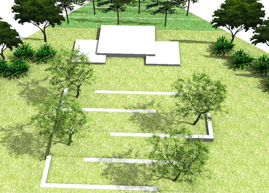 Lincoln Park performance space design
