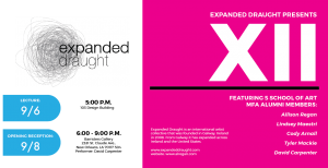 Expanded Draught lecture 9/6