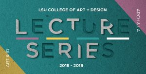 Fall 2018 Lecture Series