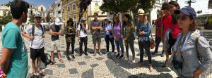 Students in Portugal